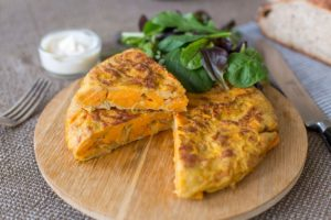 15 Simple and Quick Potato Recipes to Start off Your Day 1 Spanish Potato Omelette