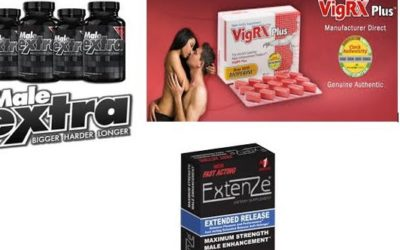 3 Best Male Enhancement Pills That Work Fast For 2020