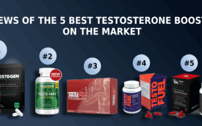 Best Testosterone Booster of 2019: Reviews & Buying Guide