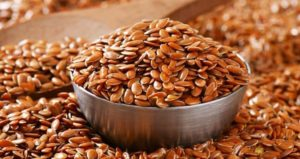 11 Foods That Boost Metabolism And Aid Weight Loss 9 flaxseeds 300x159