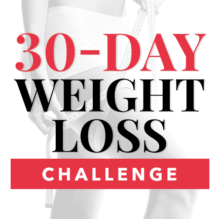 30 Days Weight Loss challenge To Lose 10 Pounds