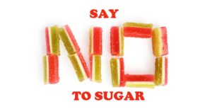 How To Lose 30 Pounds In 30 Days: Effective Steps To Follow 4 say no to sugar
