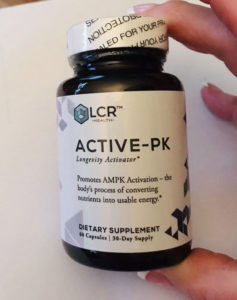 active pk fat burner